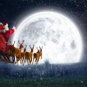 Χριστούγεννα στη Λαπωνία