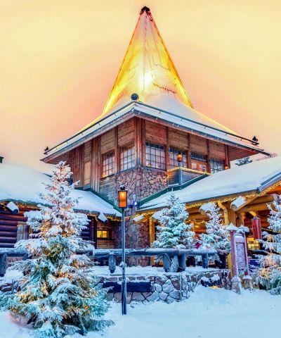 Χριστούγεννα Στο Χωριό του Άι Βασίλη