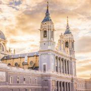 Μαδρίτη η πρωτεύουσα της Ισπανίας.