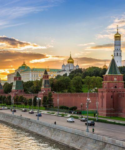 Επίσκεψη Στο Κρεμλίνο