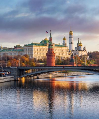 Εκδρομή Στο Κρεμλίνο