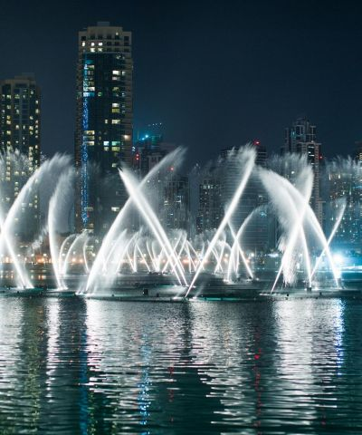 Ντουμπάι Συντριβάνια