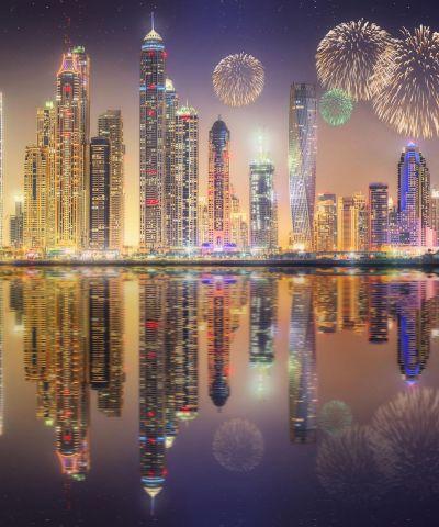 Το Ντουμπάι θεωρείται μια από τις μεγαλύτερες πόλεις των Ηνωμένων Αραβικών Εμιράτων.