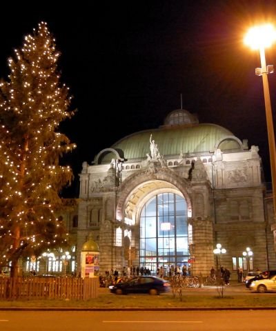Νυρεμβέργη Χριστουγεννιάτικη Αγορά