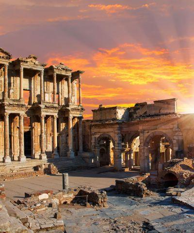 Ταξίδι Στην Τουρκία