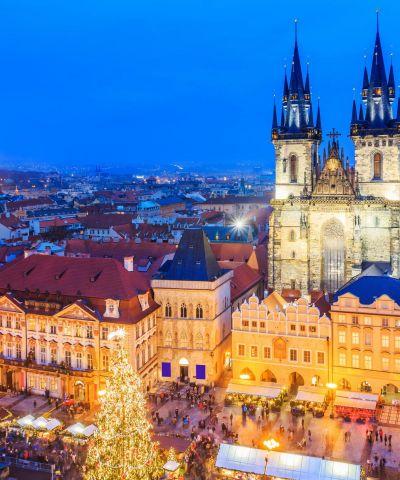 Χριστούγεννα & Πρωτοχρονιά στην Τσεχία
