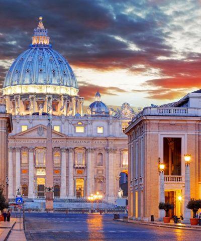 Χριστούγεννα Ρώμη