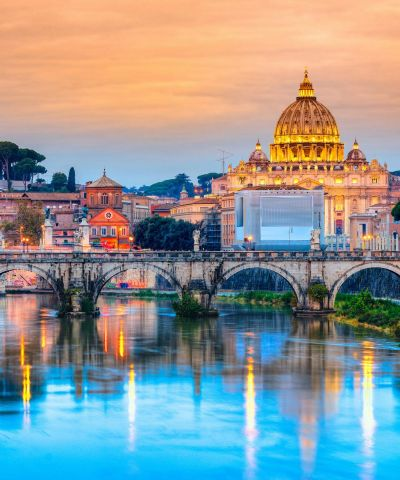 Πρωτοχρονιά στη Ρώμη