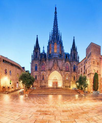 Πρωτοχρονιά στη Βαρκελώνη