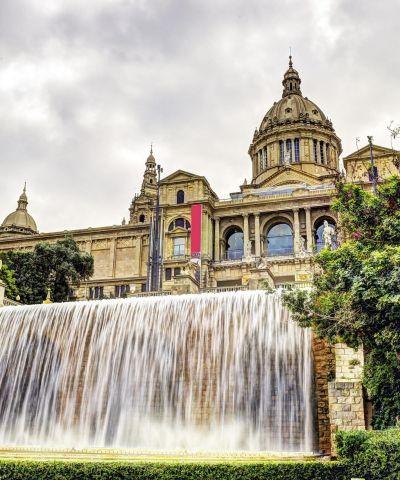 Η Βαρκελώνη είναι μια από τις πιο επιθυμητές πόλεις για τουρισμό.