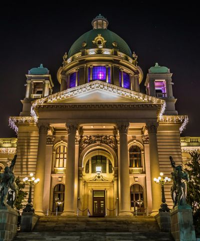 Ταξίδι στο Βελιγράδι