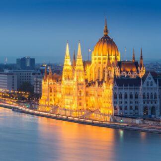 Η Βουδαπέστη είναι η πρωτεύουσα της Ουγγαρίας και έδρα της κομητείας της Πέστης. Η Βουδαπέστη έγινε ενιαία πόλη που καταλαμβάνει και τις δύο όχθες του Δούναβη, με τη συγχώνευση στις 17/11/1873 της Buda και της Pest. Η πόλη χαρακτηρίζεται από τοπογραφικές αντιθέσεις: η Βούδα είναι κτισμένη στους λόφους στη δυτική όχθη, ενώ η σημαντικά μεγαλύτερη Πέστη εκτείνεται σε μια επίπεδη αμμώδη έκταση στην απέναντι όχθη.