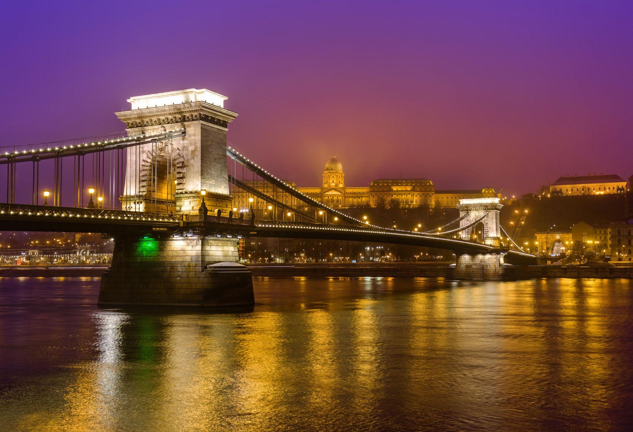 Η Βουδαπέστη είναι η πρωτεύουσα της Ουγγαρίας και έδρα της κομητείας της Πέστης.